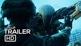 ATTRACTION Official Trailer (2018) Sci-Fi Movie HD