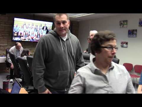 Mineral Point School Board 3.14.16