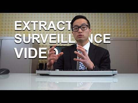 HOW TO VIEW EXTRACT SECURITY CAMERA VIDEO