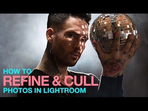 How to Refine and Cull Images in Lightroom