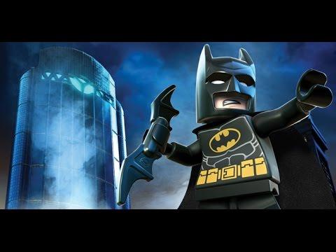 Lampada Lego Batman : Lego batman o jogo batman e robin inicio youtube