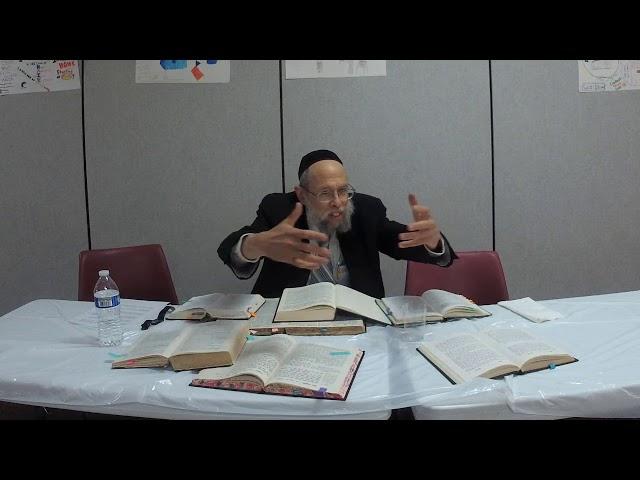 Rabbi Gedalya Glatt   Women's Day of Learning