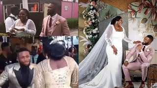 STAN NZE & BLESSING OBASI TIES THE KNOT| AMAZING WEDDING PARTY