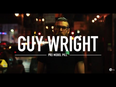 Guy Wright Pro Pill Model Announcement