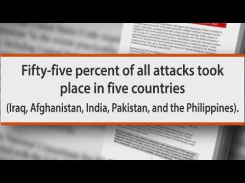 Pilipinas, isa sa may pinakamaraming insidente ng terrorist attacks