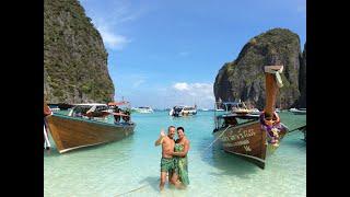 Райский Тайланд Острова Пхи Пхи
