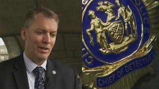 PROFILE: NYPD Chief of Detectives Dermot Shea