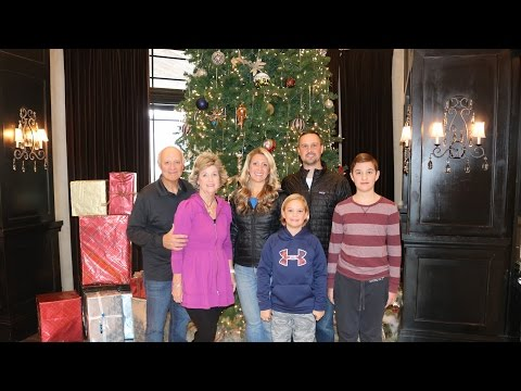 My Family's Christmas 2016 Vacation to Park City, Utah in 4K