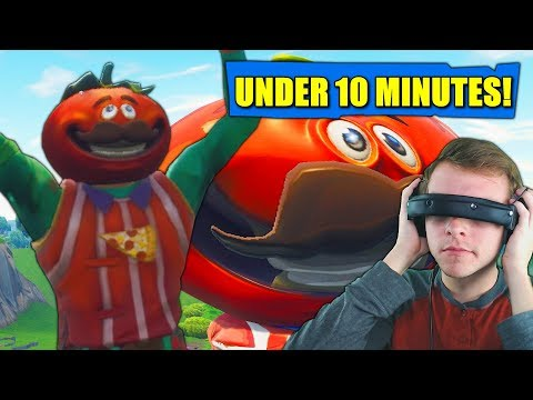 """Fortnite Video Under 10 Minutes (YOU WON'T BELIEVE IT""""S UNDER 10 MINUTES!)"""