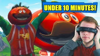 "Fortnite Video Under 10 Minutes (YOU WON'T BELIEVE IT""S UNDER 10 MINUTES!)"