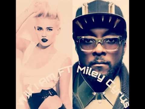 will.i.am - Feelin' Myself ft. Miley Cyrus(Audio) HD