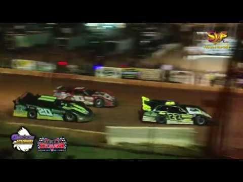 Cherokee Speedway | Carolina Clash | Blue Grey 100 | Nov  19 , 2017