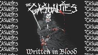 *NEW* The Casualties - Written In Blood (FULL ALBUM 2018)
