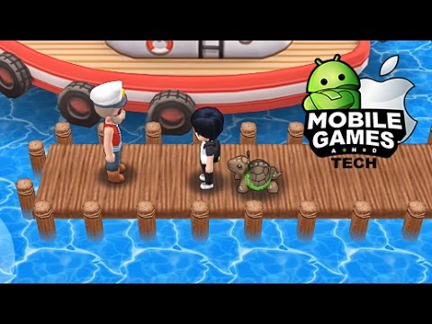 Drakomon GO - Pokémon X And Y Clone -  Android IOS Gameplay