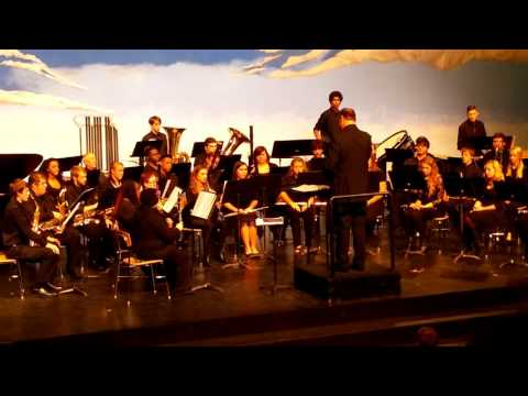 Muskegon Community College Wind Ensemble (Fall 2015)