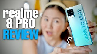 realme 8 PRO REVIEW (PRICE, 108MP CAMERA, GAMING & CHARGING TEST)