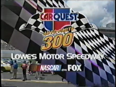 2001 Carquest Auto Parts 300