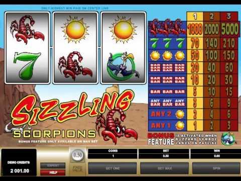 Игровые автоматы scorpion эхо москвы литературное казино