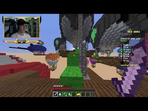 TEAM DE 2 VS CRYSTYRO !!! Minecraft Bed Wars | Episodul 47 !