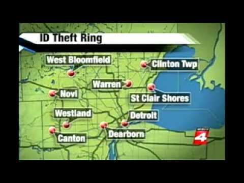 Detroit Crime Ring Criminal Identity Theft Operation