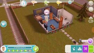 STHE SIMS FREEPLAY Симс игра на телефоне #2  третий сосед