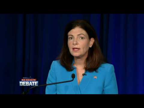 Kelly Ayotte to Young Voters: Donald Trump Is A Role Model