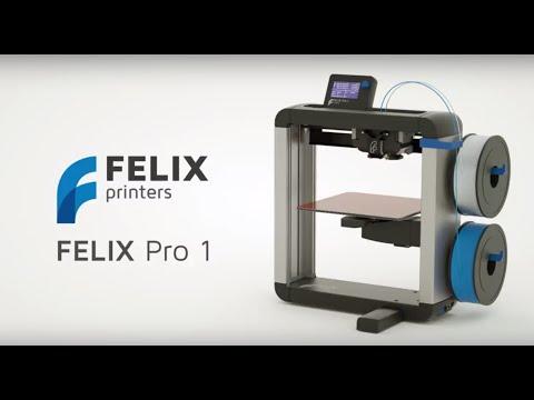0 - FELIXprinters kündigt Neupositionierung auf dem Markt an