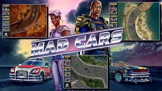 Mad Cars Longplay