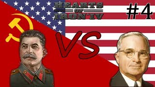 HoI4 - Cold War The Iron Curtain - Soviet Union - Part 4