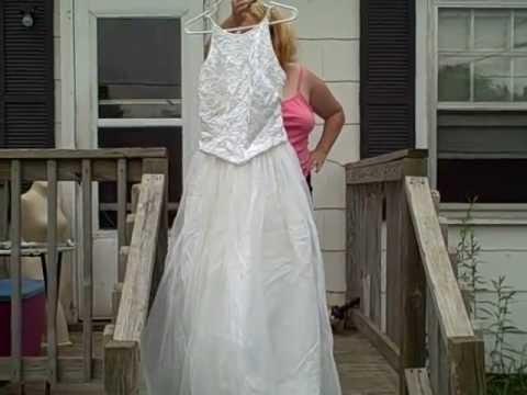 Jessica mcclintock wedding dress size 8 used 53d youtube jessica mcclintock wedding dress size 8 used 53d junglespirit Gallery