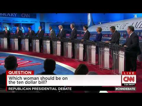 Ted Cruz: Rosa Parks For The Twenty Dollar Bill