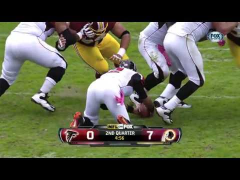 2012 - Falcons @ Redskins Week 5