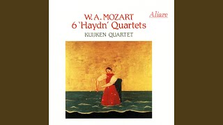 "String Quartet in B-Flat Major, KV 458 (""Hunt"") : I. Allegro vivace assai"