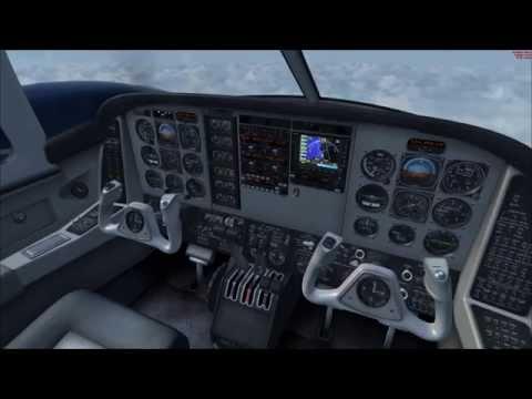 **FSX Steam Edition Updated!** & Real Air Duke Turbine V2 Pt 1