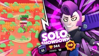 How STRONG is Mortis in SOLO showdown! YDE Brawl Stars