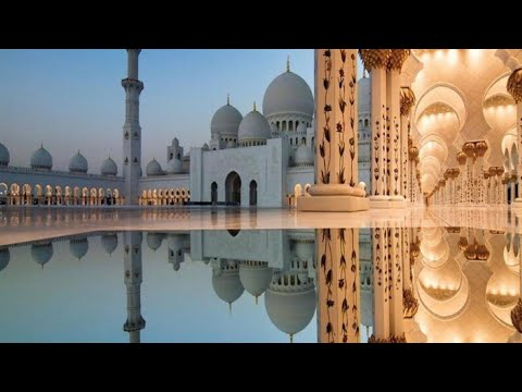(Unkown Facts About Sheikh Zayed Grand Mosque In Abu Dhabi   (2019