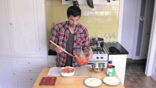 Three-cheese Ziti Recipe : Fun Cooking Tips