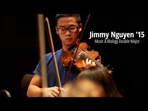 Student Profile: Jimmy Nguyen '15 - Gettysburg College