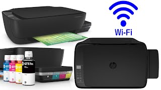 hP Ink Tank Wireless 415 Unboxing Testing