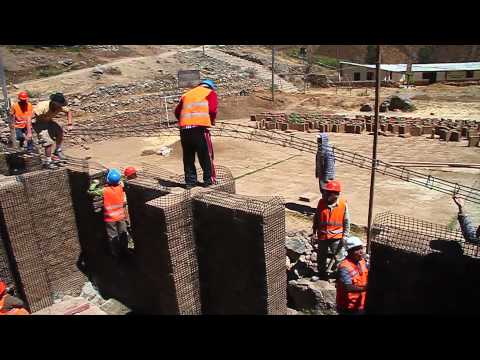 Seismic Retrofit For Peruvian Village
