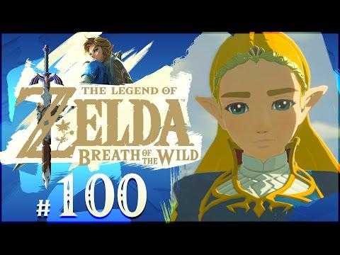 The Legend of Zelda: Breath of the Wild - Part 100 | Finding ALL 13 Memories!