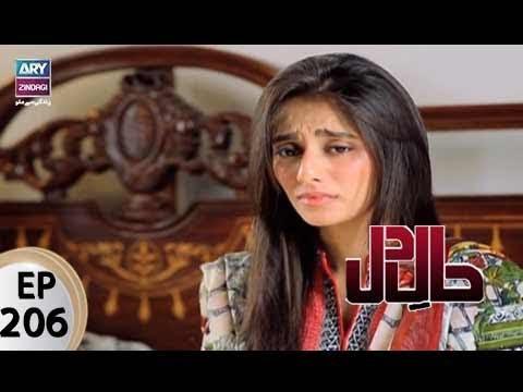 Haal E Dil -  Ep 206 - ARY Zindagi Drama