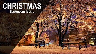Christmas Silent Night Background Music