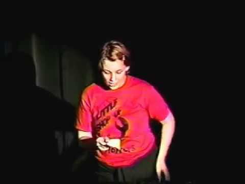 Little Shop of Horrors - East Detroit High School production 1999