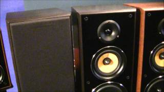 TAGA Harmony TAV-606 v.3 - Speakers