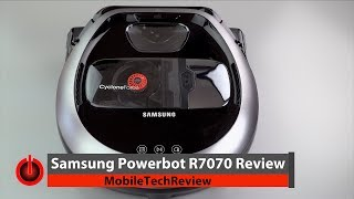 Samsung POWERbot R7070 Review - Smartest Robot Vac?