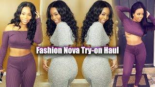 Yaaaaas, I'm Summer Ready | HUGE Honest Fashion Nova Try on Haul | Sim