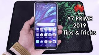 25+ Huawei Y7 Prime 2019 Tips & Tricks & Hidden Features