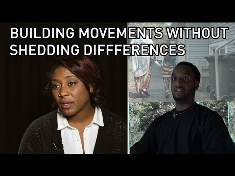 Building Movements Without Shedding Differences | Alicia Garza