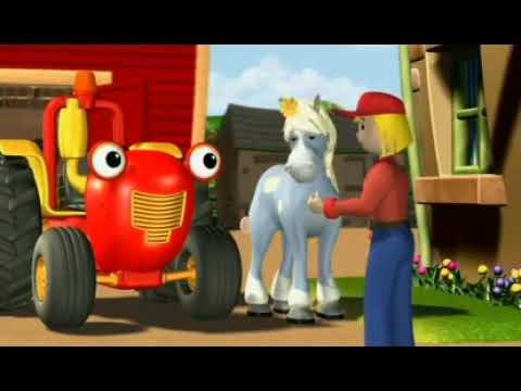 Kreslene Pohadky Pro Deti Traktor Tom 2 Youtube